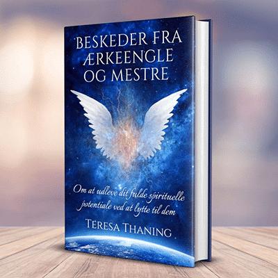 Beskeder fra ærkeengle og mestre - bog - Teresa Thaning