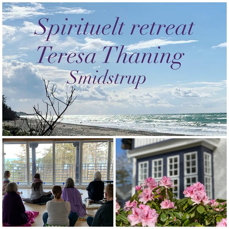 Meditation spirituelt retreat Smidstrup
