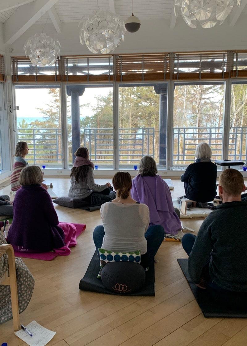 Smidstrup meditation