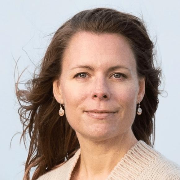 Teresa Thaning portræt kvadrat